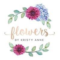 Flowers by Kristy Anne
