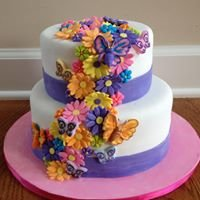 Funky Cakes by Coba