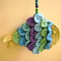 Clases de Crochet Turquesa Verde Naranja