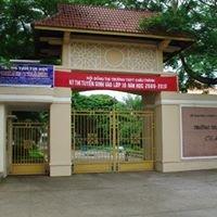 Châu Thành High School