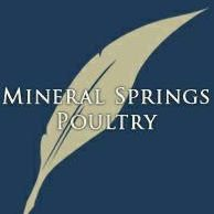 Mineral Springs Poultry