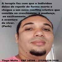 Tiago Malta - Psicólogo