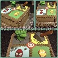 Rizi's Cakes For Fun