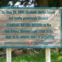Oak Ridges Moraine Land Trust's StarCliff Nature Reserve