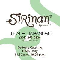 Sirinan's Thai & Japanese Restaurant