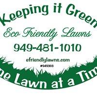 Eco Friendly Lawns