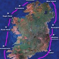 Round Ireland on 2041