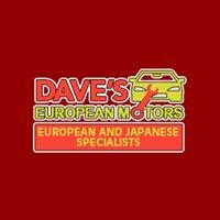 Dave's European Motors