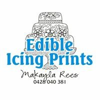 Cake Decorating and Edible Icing Prints