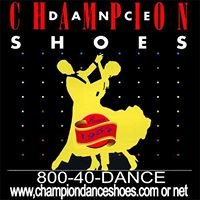 Champion Dance Shoes