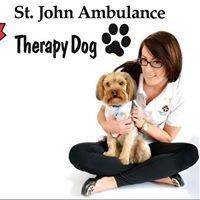 St. John Ambulance Therapy Dogs Renfrew County