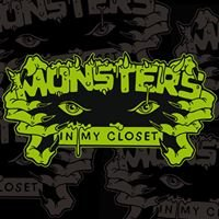 Monsters In My Closet Toys