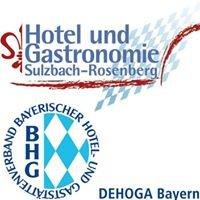 Hotel und Gastronomie Sulzbach-Rosenberg