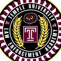 Temple University Law Enforcement Training