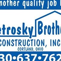 Petrosky Brothers Construction, inc.