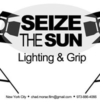 Seize the Sun gaffing and grip