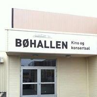 Bøhallen Kino, Kultursalen i Bø i Vesterålen
