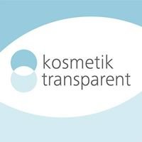 Kosmetik transparent