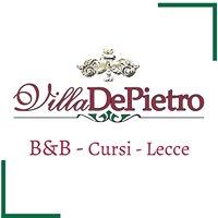 Villa De Pietro B&B