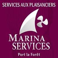 Marina Services Port la Forêt