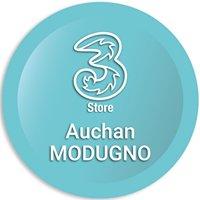 3 Store Auchan Modugno