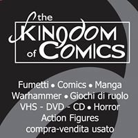 The Kingdom of Comics