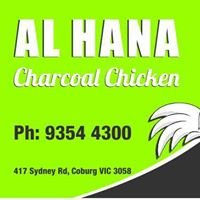 Al Hana Charcoal Chicken