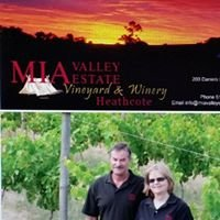 Mia Valley Estate Vineyard & Winery