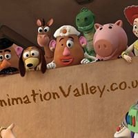 Animation Valley Traditional Production Artwork