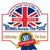 Wheels Across The Pond British Classic Car and Bike Show