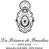 La Réserve de Beaulieu, Hôtel & Spa