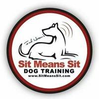 Sit Means Sit Tri-Cities WA