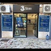 3 store palermo via Empedocle Restivo 22
