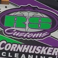 RS Customs dirt track racing and race parts