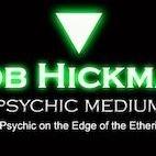 Bob Hickman, Psychic Medium & Published Author