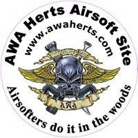 AWA Herts Airsoft Site