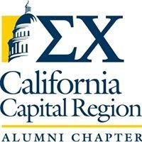 Sigma Chi California Capital Region Alumni Chapter