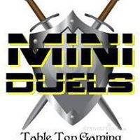 Mini Duels Table Top Gaming