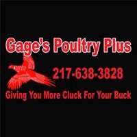 Gage's Poultry Plus