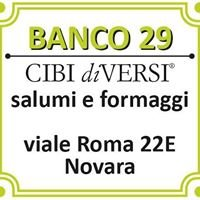 BANCO 29 - Cibi diversi