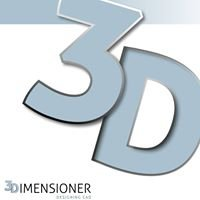 3Dimensioner CAD
