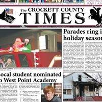The Crockett Times Inc