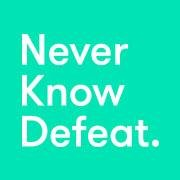 Never Know Defeat
