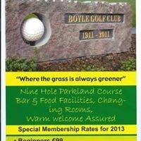Boyle Golf Club