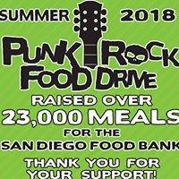 Punk Rock Food Drive