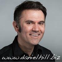 Daniel Hill EFT NLP Coach Clinical Hypnotherapist and Enneagram Mentor