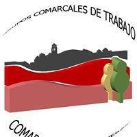 Grupos Comarcales de Trabajo. Comarca Cuencas Mineras (Teruel)