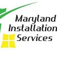 Maryland Installation Services