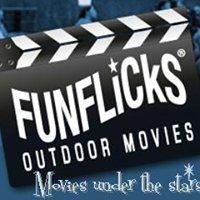 FunFlicks Outdoor Cinema Events Utah