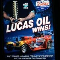 Lucas Oil Super Gas Drag Racing Australia